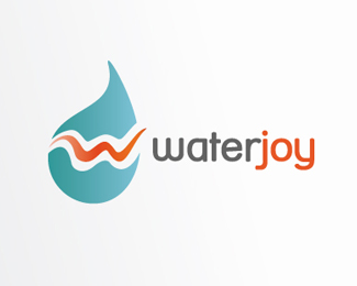 Waterjoy Logo Design