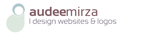 Audee Mirza | Logo & Web Designer