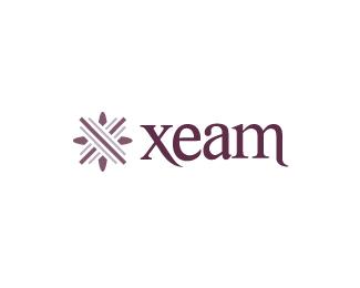 Xeam Logo Design