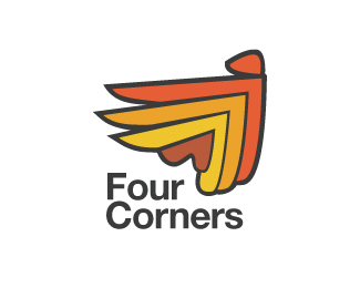 Four Corners Logo Design