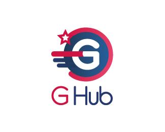 G Hub Logo Design