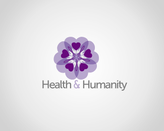 Health &#038; Humanity Logo Design
