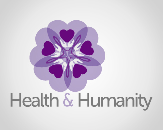 Health & Humanity Logo Design
