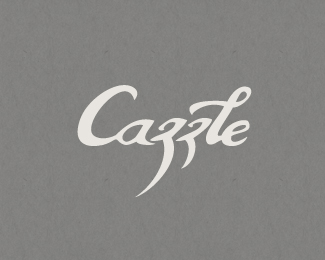 Cazzle Logo Design