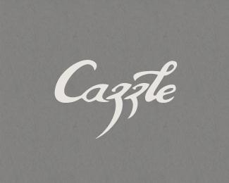 Cazzle Logo Design