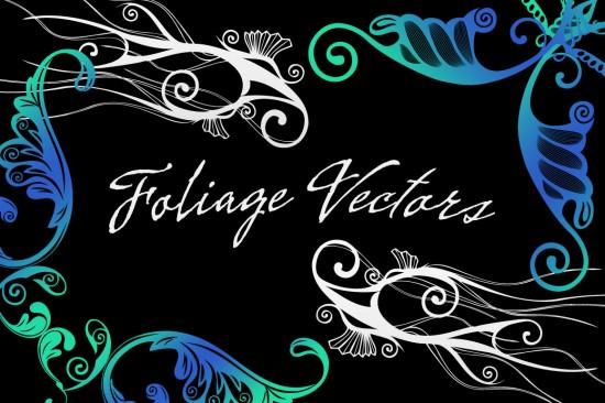 Foliage-Vectors