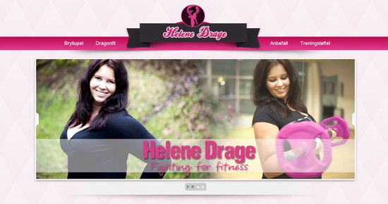 Helene Drage Header