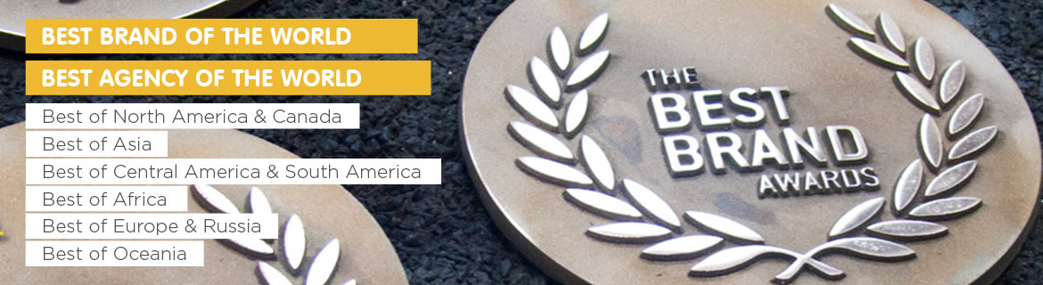Medals The Best Brand Awards