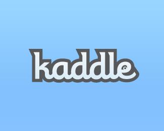 Kaddle Logo Design