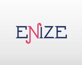 Eniz Logo Design